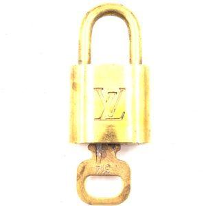 Gold Lock Keepall Speedy Key Set #314 Bag